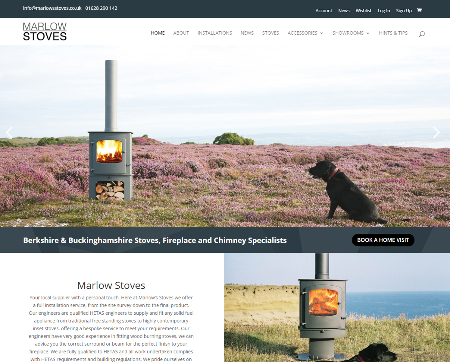 Marlow Stoves